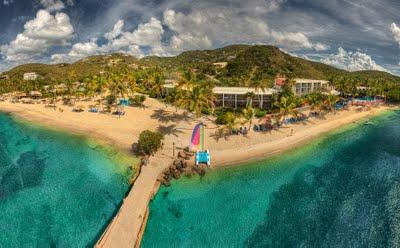 """Bolongo Bay Beach Resort named on Frommer list of """"World's 10 Best Beachfront Hotels"""""""
