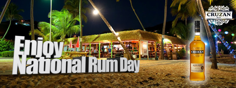 It's That Time of the Year Again – National Rum Day!