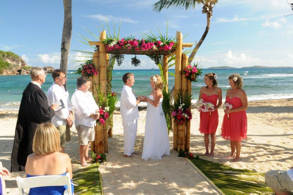 Planning Your USVI Destination Wedding