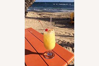 Iggie's Corner presents Drink of the Week: Pineapple Orange Pain killer