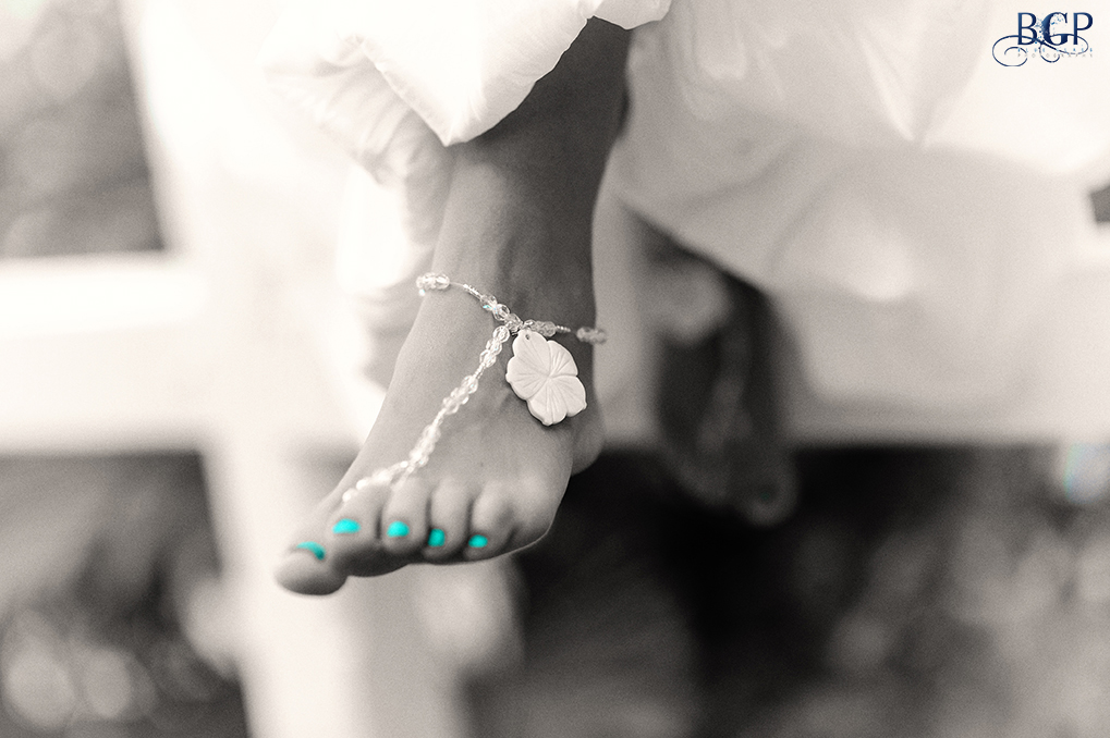Beach Ceremony Tip: Avoiding The Wrong Footwear for a Beach Wedding