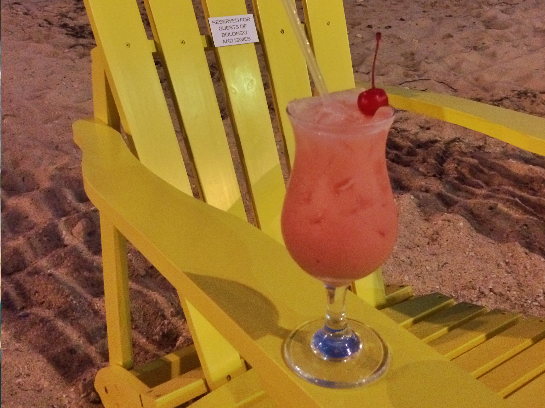 Iggie's Corner presents Drink of the Week: Strawberry Passion PainKiller