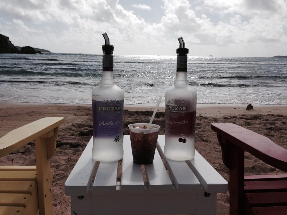 Iggie's Corner presents Drink of the Week: Cruzan  Dr. Pepper