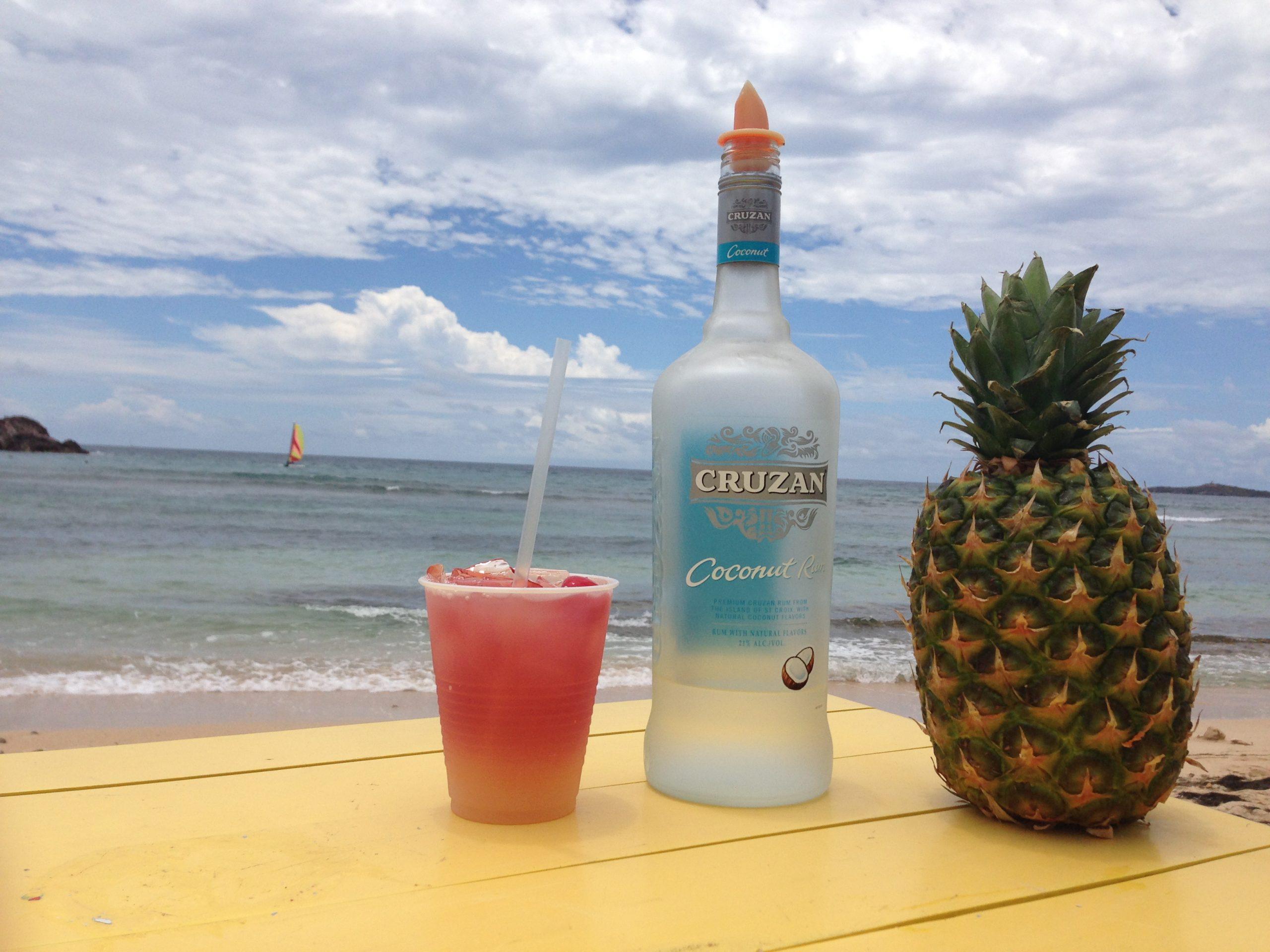 Iggie's Corner presents the Drink of the Week: Bolongo Bay Breeze