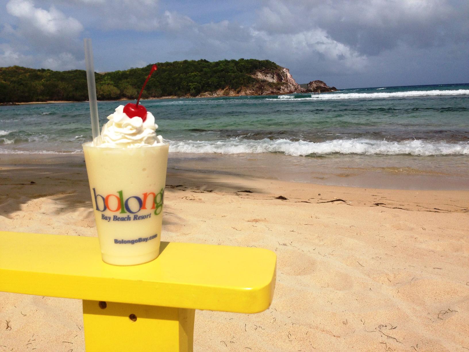 Iggie's Corner presents the Drink of the Week: Piña Colada