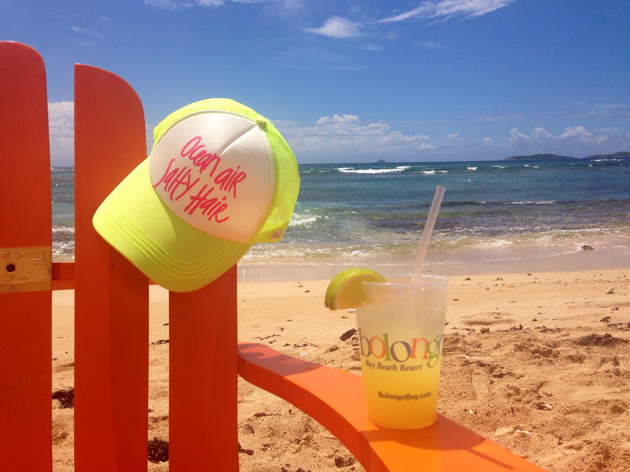 Iggie's Corner presents the Drink of the Week: Cruzan Citrus Splash
