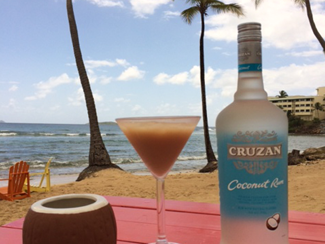 Iggie's Corner presents the Drink of the Week: Creamy Cruzan Coco Cola