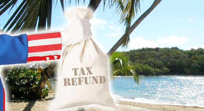 Tax Day Relief Special at Bolongo Bay Beach Resort