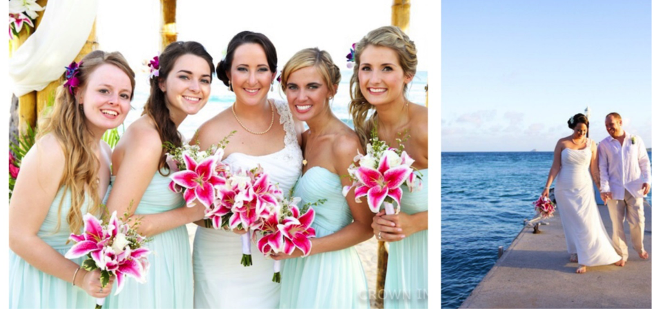 In honor of #WeddingWednesday we're revisiting some of our gorgeous 2015 weddings!
