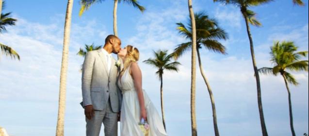 #WeddingWednesday – Julie and Kareem!
