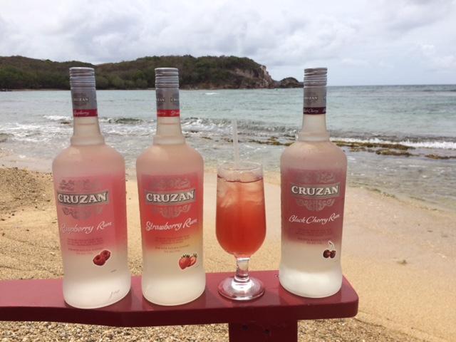 Iggie's Corner presents the Drink of the Week: Cruzan Very Berry