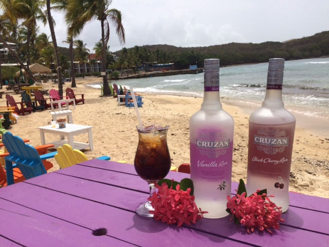 Iggie's Corner presents the Drink of the Week: Cruzan Dr. Pepper