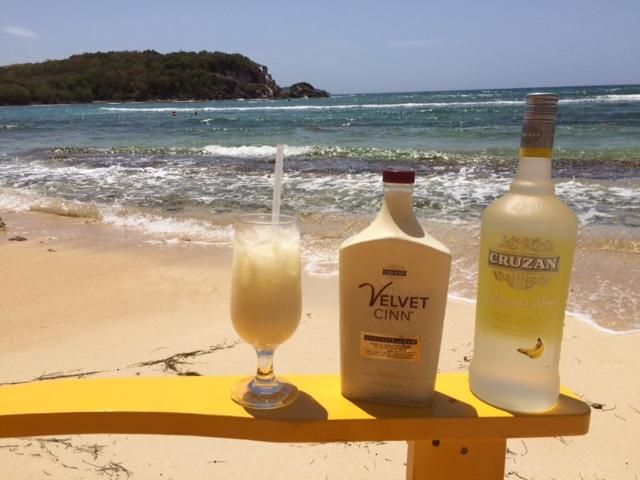 Iggie's Corner presents the Drink of the Week: Cinnful Banana Sundae