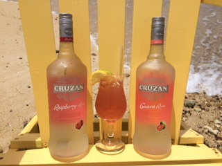 Iggie's Corner presents the Drink of the Week: Guava Berry Tart