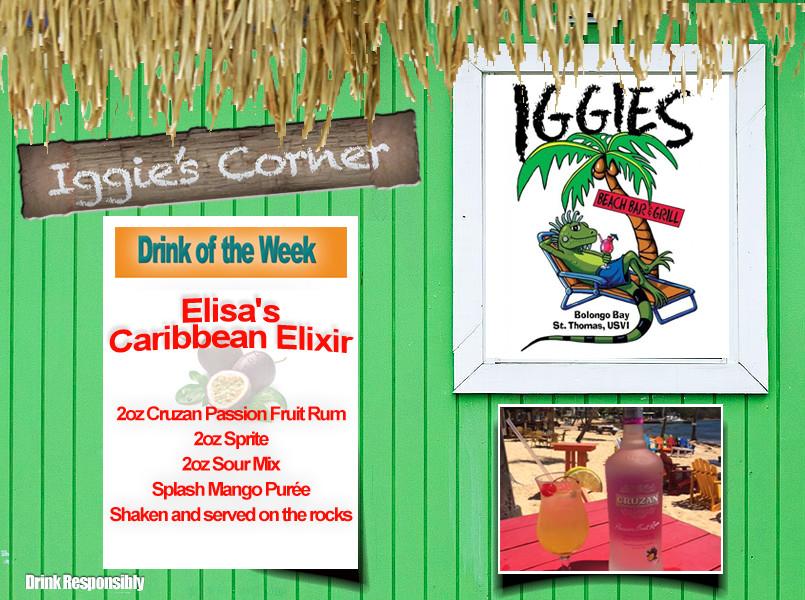 Elisa's Caribbean Elixir
