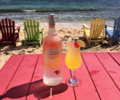 Iggie's Corner presents the Drink of the Week: Peach on the Beach