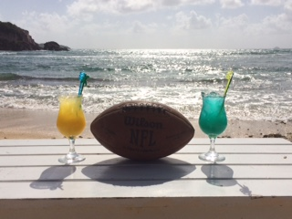 Iggie's Corner presents the Drink of the Week: SuperBowl 50 – Bronco on the Beach & Panther in Paradise
