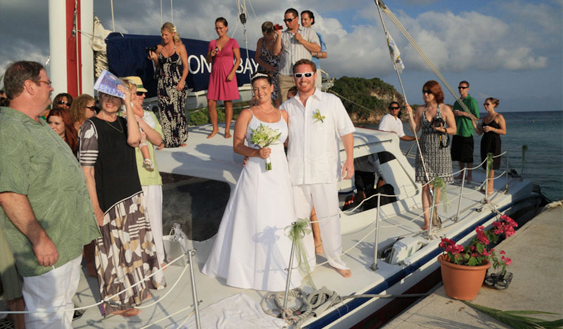 Five Reasons to Choose St. Thomas for a Destination Wedding