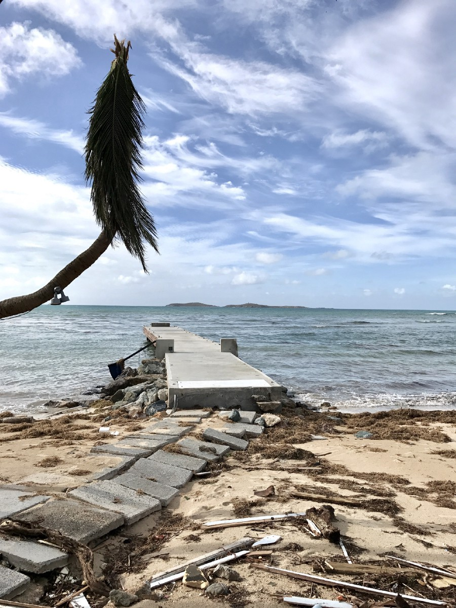 Bolongo Bay Beach Resort: First update following the devastating Hurricanes Irma & Maria.