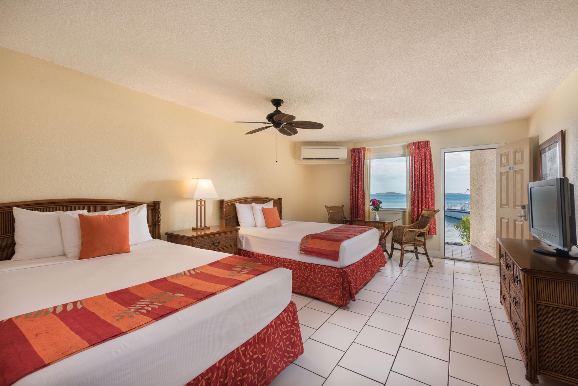 Beachfront Hotel in St Thomas, US Virgin Islands