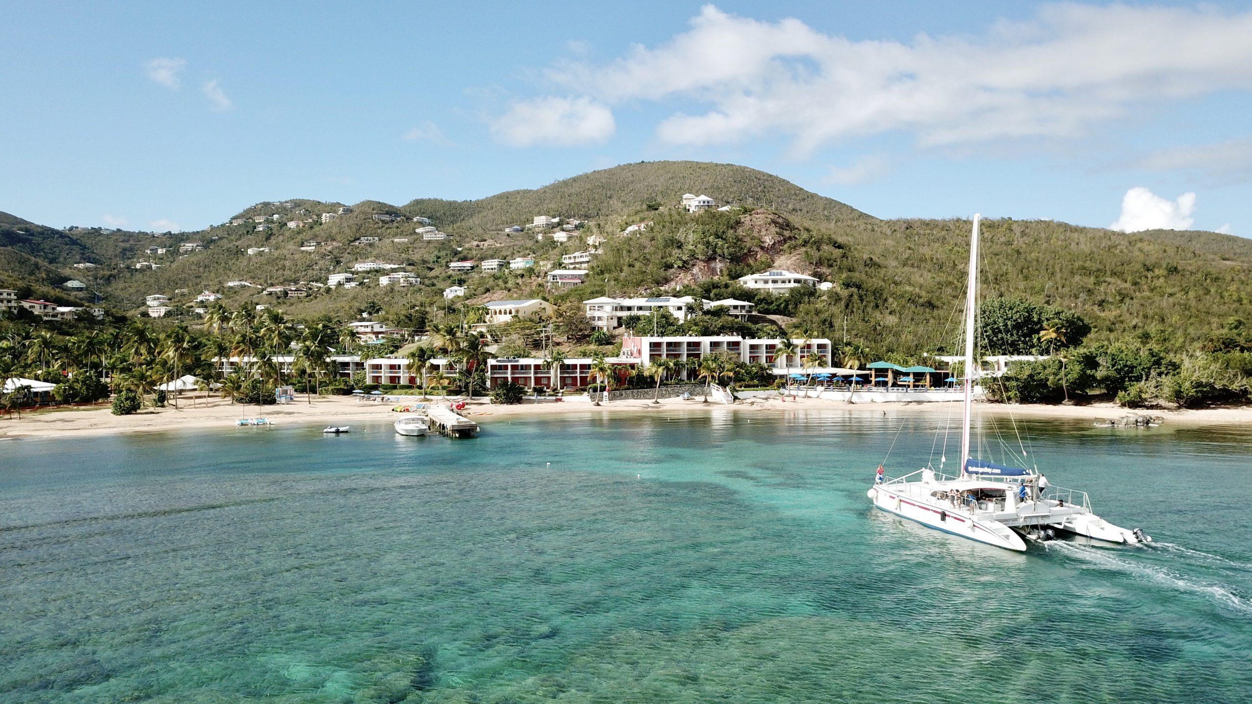 All Inclusive Caribbean Honeymoon Packages In St Thomas Us Virgin Islands