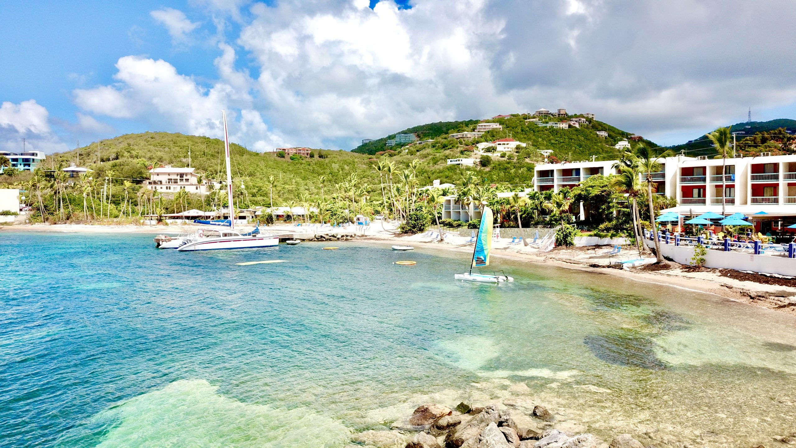 The U.S. Virgin Islands Are Closing to Leisure Travel; Bolongo Bay Reopening October 1st.