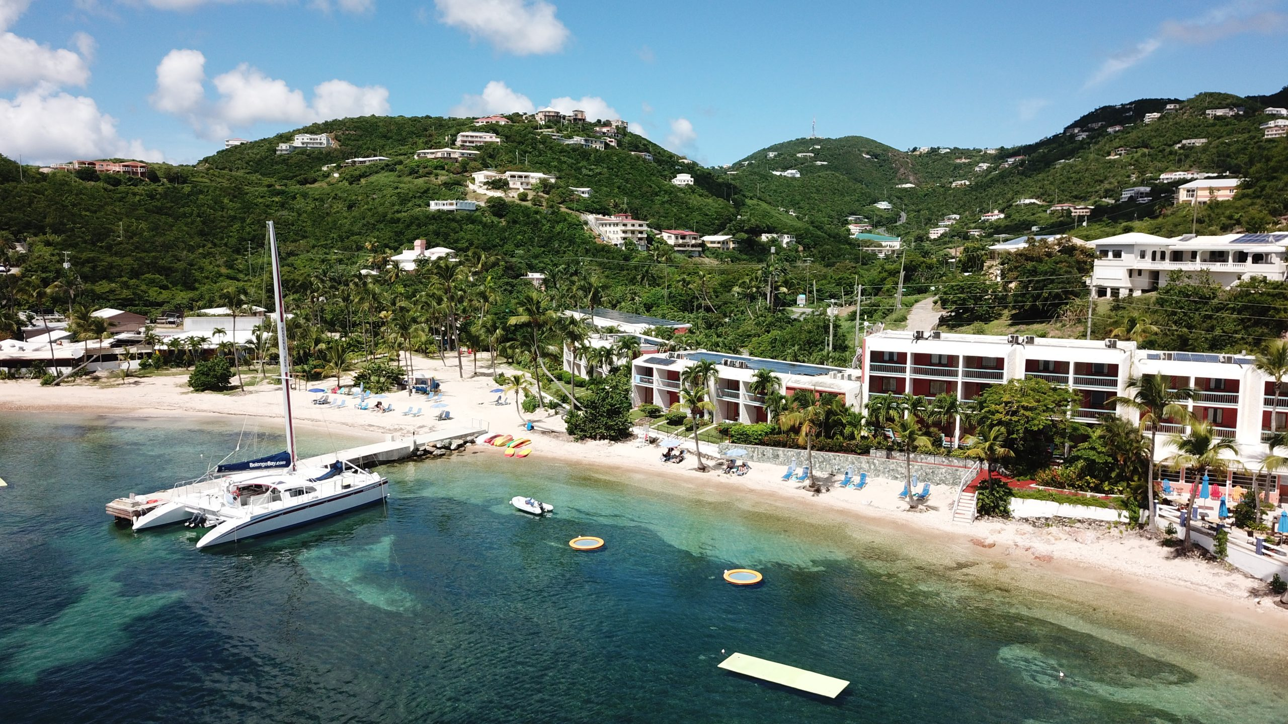 Why Staying at a Small, Caribbean Beach Resort is a Great Option for Traveling during Covid-19